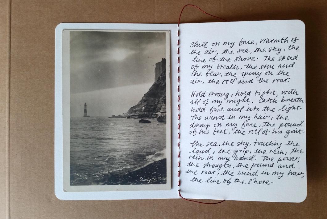 CLAU PRINT sea poem 2